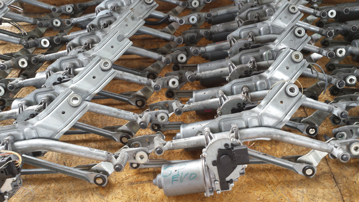 Batterie Polklemme Abzieher für Scheibenwischer Scheibenwischermotor
